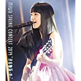 "miwa spring concert 2014 ""渋谷物語~完~"" [Blu-ray]"