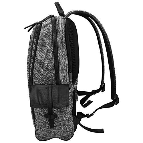 VINGVO Solartasche, Tablet-Solarrucksack, USB-Aufladung zum Klettern Wandern