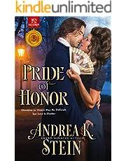 Pride of Honor (Men of the Squadron Book 1)
