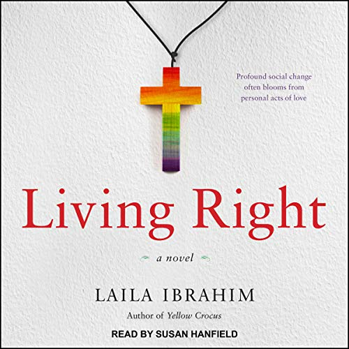 Living Right audiobook cover art