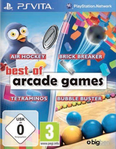 Best of Arcade Games - [PS Vita]