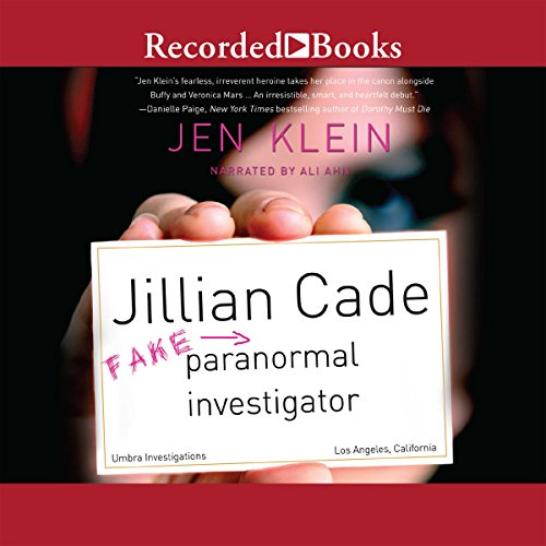 Jillian Cade audiobook cover art