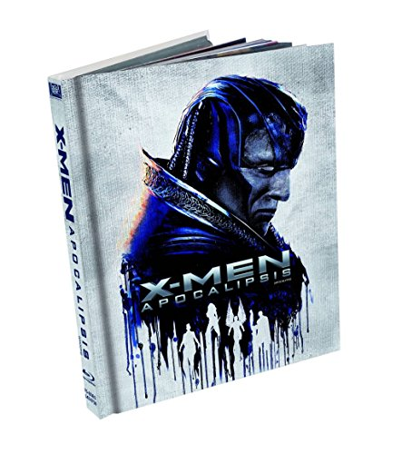 X-Men Apocalipsis Digibook Blu-Ray [Blu-ray]