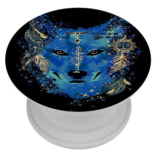 OKONE Wasserwolf mit Kopfbedeckung, klappbarer Griff und Ständer für Handys, Airbag-Halter, Halterung und Smartphone-Zubehör