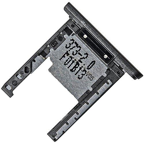 Nokia Lumia 1520 original Speicher Karten Halter schwarz