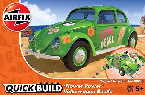 QUICKBUILD VW Käfer Flower-Power