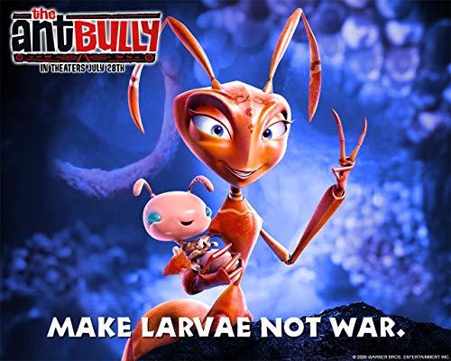N / A The Ant Bully (75cm x 60cm) Silk Poster (L2KE-3D53)