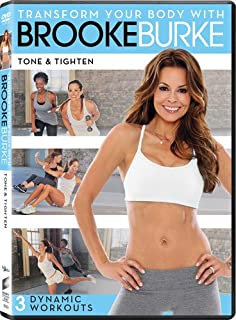 Transform Your Body with Brooke Burke - Tone & Tighten