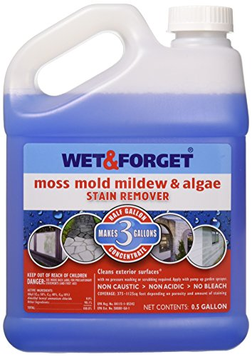 Wet and Forget 800003 Wet And Forget Moss Mold Mildew & Algae Stain Remover