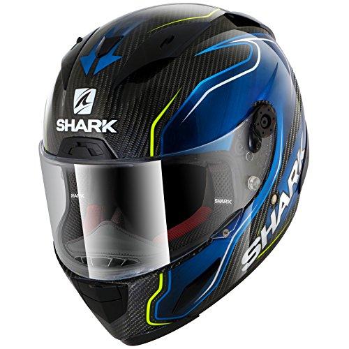 SHARK CASCO RACE-R PRO CARB GUINTOLI XS