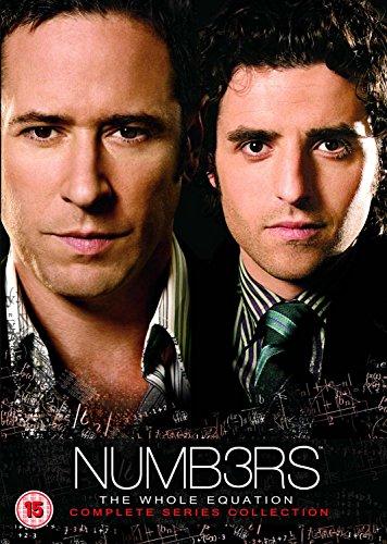 Numbers Complete Boxset (31 Dvd) [Edizione: Regno Unito] [Edizione: Regno Unito]