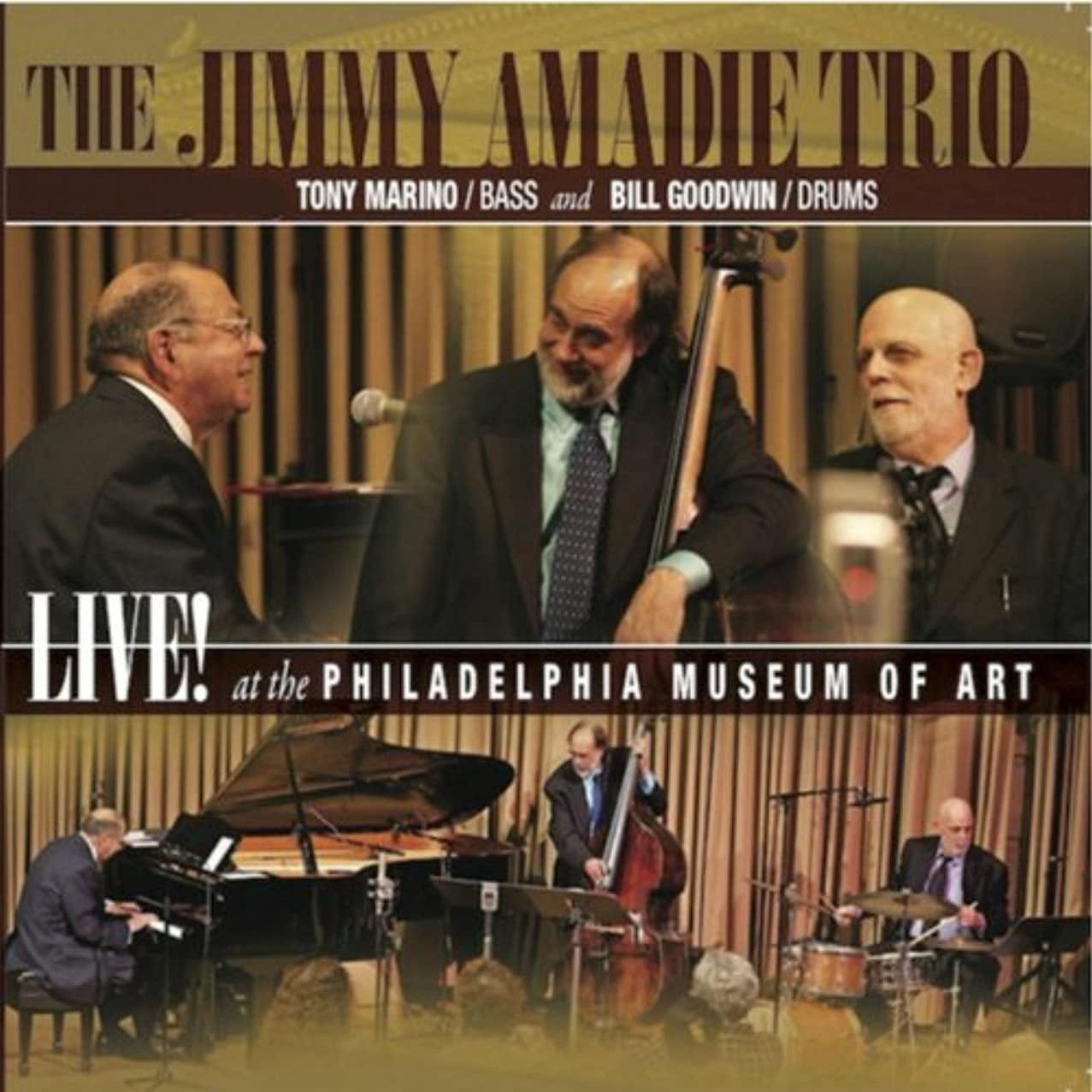 Middleton, xl Live At Philadelphia Museum Of Art Mainstream Jazz
