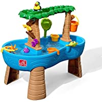 Step2 Tropical Rainforest Water Table with 13-Piece Accessory Set
