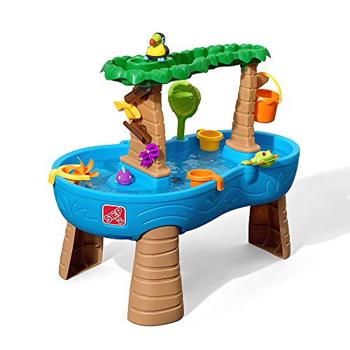 Step2 Tropical Rainforest Water Table | Colorful Kids Water...