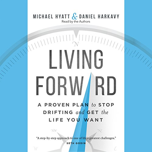 Living Forward audiobook cover art