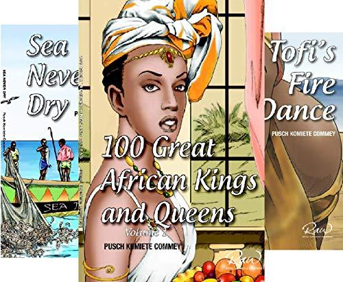 Real African Writers Series (7 Book Series)