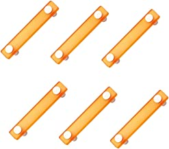 Pomoline PART-A740-4 meubelknop, oranje