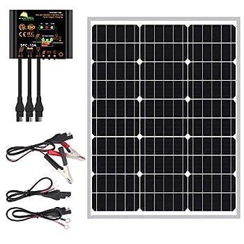 Best 50w solar panel kit Reviews