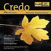 Credo Mass by MOZART (2005-07-19)