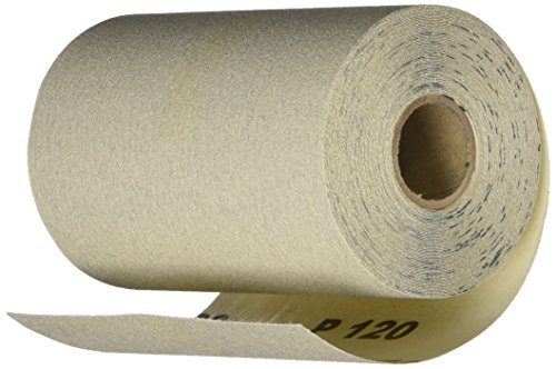 PORTER-CABLE Sandpaper Roll, Adhesive-Backed, 4 1/2-Inch X 10-Yard, 120-Grit (740001201)