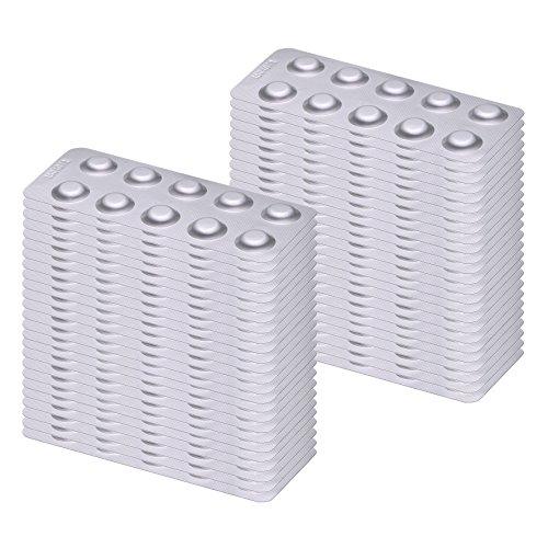 500 Pooltester Testtabletten DPD No. 1 Chlor / Brom