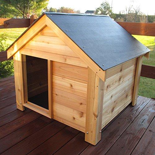 Infinite Cedar The Ultimate Cedar Dog House