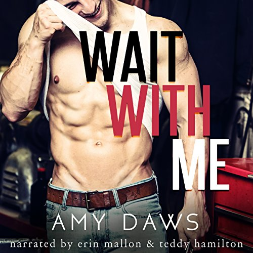 Wait with Me audiobook cover art