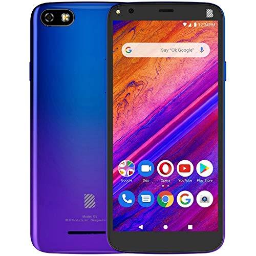 Smartphone Blu G5 Dual Sim 5.5' 2GB/32GB Preto - Garantia 1 Ano No Brasil