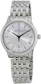 Maurice Lacroix - Les Classiques LC1237-SS002-131 reloj de hombre con esfera plateada