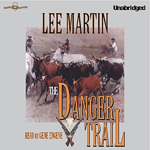 The Danger Trail cover art