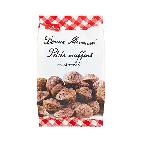 Bonne Maman Petits muffins au chocolat - Le paquet de 235g