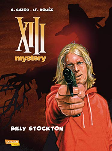 XIII Mystery 6: Billy Stockton (6)