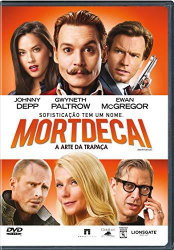 Mortdecai - A Arte Da Trapaça [DVD]