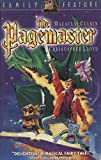The Pagemaster - VHS Home Movie Video Tape