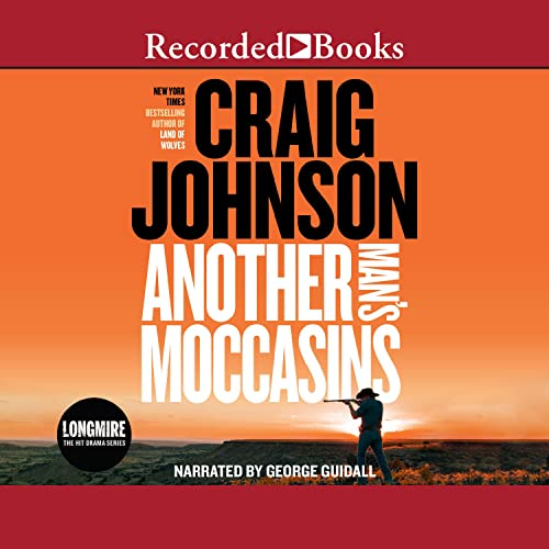 Another Man's Moccasins Audiobook By Craig Johnson cover art