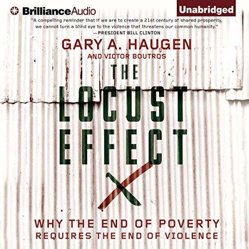 The Locust Effect cover art