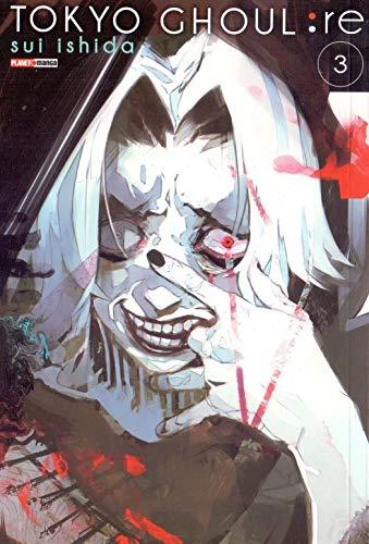 Tokyo Ghoul. Re - Volume 3