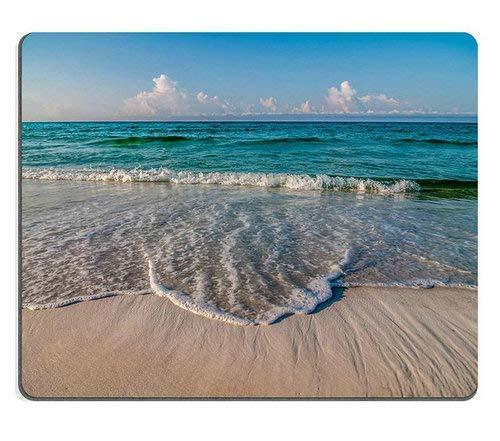 Naturkautschuk Mousepad Bild-ID 20485260 Strand und tropisches Meer Szene am Golf von Mexiko Florida Seite