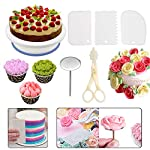 Cake-Decorating-Supplies249-PCS-Cake-Decorating-Kit-2-Packs-Springform-Cake-Pans-Cake-Rotating-Turntable48-Piping-Icing-Tips7-Large-Nozzles-Baking-SuppliesCupcake-Decorating-Kit