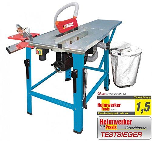 Güde Tischkreissäge GTKS 2200 230V Pro 75200