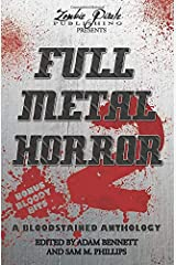 FULL METAL HORROR 2: A Bloodstained Anthology ペーパーバック