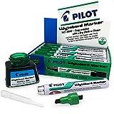 Pilot Marqueurs pour tableau blanc et recharge...
