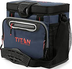 Artic Zone Titan Deep Freeze Zipper-less Hardbody Cooler