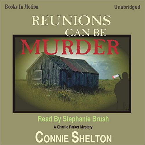 Reunions Can Be Murder audiobook cover art