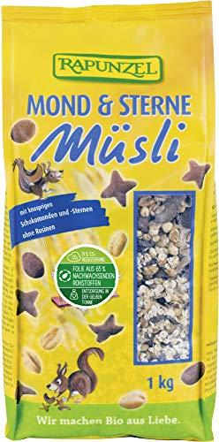 Rapunzel Bio Mond & Sterne Müsli (2 x 1 kg)