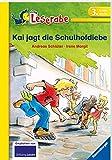 Kai jagt die Schulhofdiebe (Leserabe - Schulausgabe in Broschur) - Irene Margil