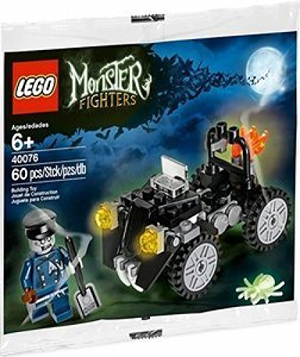 LEGO Monster Fighters - Coche Zombi