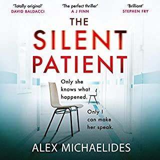 The Silent Patient cover art