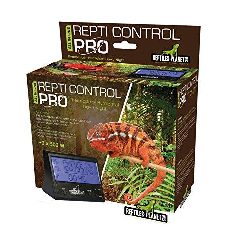 Reptiles Planet Termostato para Terrario Reptiles Repti Control Pro