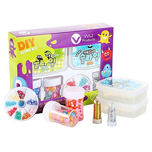 vvljproducts DIY Slime Kit for Kids